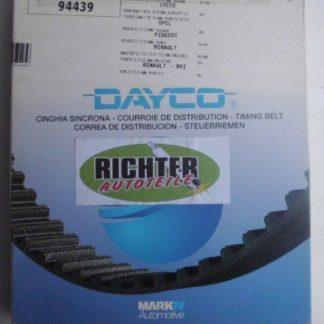 Zahnriemen Dayco 94439 Fiat Iveco | NT155