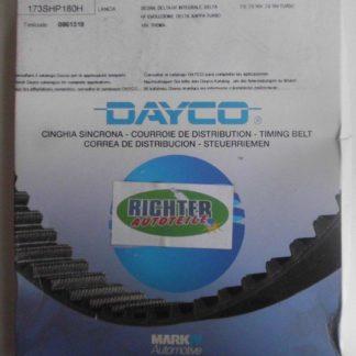 Zahnriemen Dayco 94491 Alfa Fiat | NT211