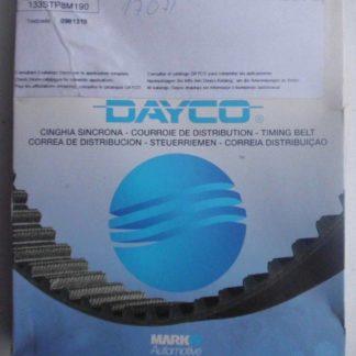 Zahnriemen Dayco 94637 Seat VW | NT167