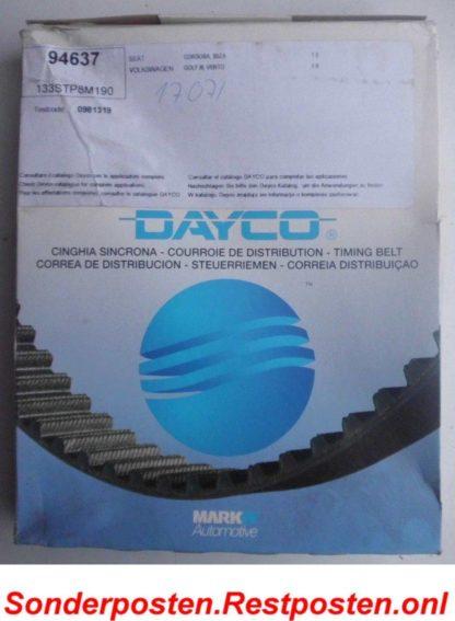 Zahnriemen Dayco 94637 Seat VW   NT167