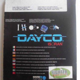 Zahnriemen Dayco 94787 Opel | NT202