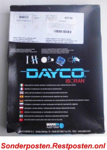Zahnriemen Dayco 94833 Opel   NT162